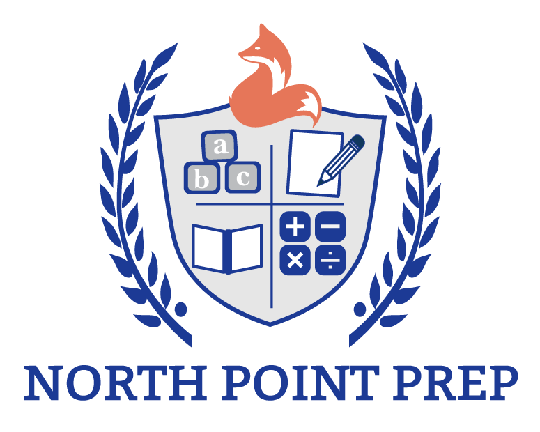 North Point Prep Logo