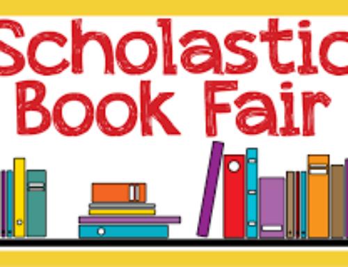 Scholastic Book Fair at North Point Prep – Sept. 27 – Oct. 1, 2021